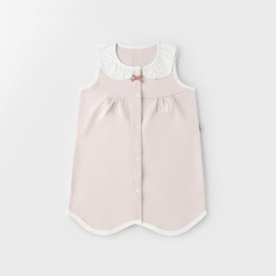 [메르베] 마들렌 아기수면조끼_겨울용