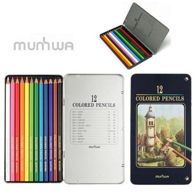 넥스프로 색연필 12색