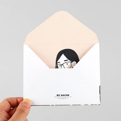카드 세트-06 거대고양이 (봉지)