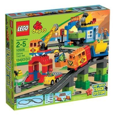 LEGO / 레고 듀플로 10508 디럭스 기차 세트