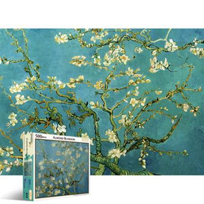꽃이 핀 아몬드 나무 [500피스/직소퍼즐/명화/PL613]