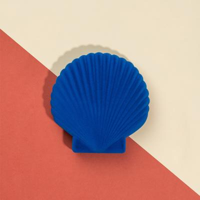 [도이] 조가비 액세서리 보관함 주얼리 보석함 블루