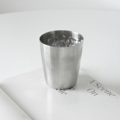 라몬테 스텐 아이스 물컵 350ml