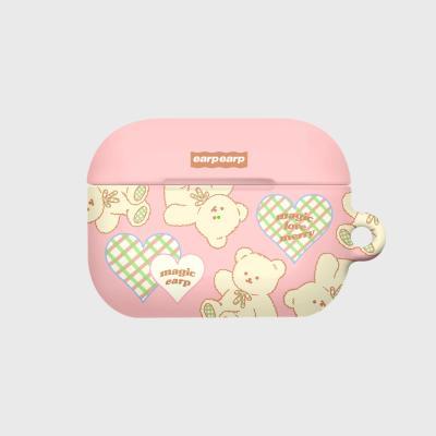 Magic merry pattern-pink(에어팟프로 하드)