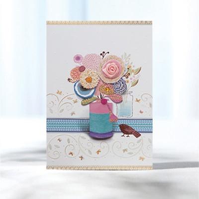 꽃같이 축하카드 FT1514-2