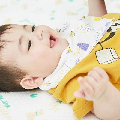 [플루토나인] 버드 엠보 손수건 (5장 세트)