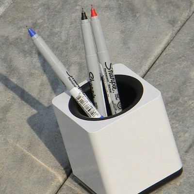 [SANFORD] 아주 얇은 극세필 유성펜-샌포드 샤피 유성마카 Ultra Fine 1다스(12자루) HF102-2