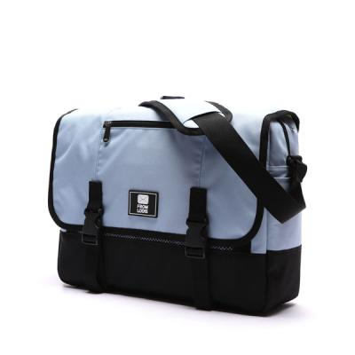 [로디스] COMFORTABLE MESSENGER BAG - SKYBLUE