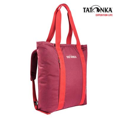 타톤카 Grip Bag (bordeaux red)