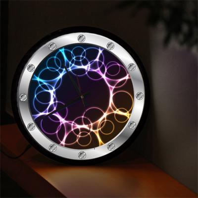 nf190-LED시계액자35R_빛의축제