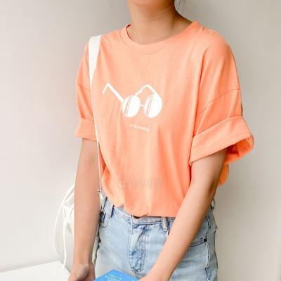 선글라스티셔츠