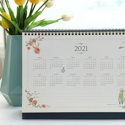 2020 어린왕자 탁상용 빅 스케줄러 (월간/날짜형/A4)