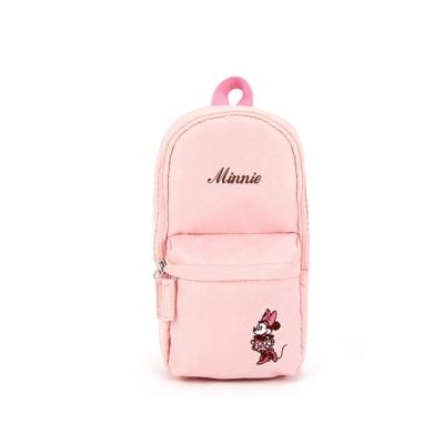 미니 포인트 가방 필통