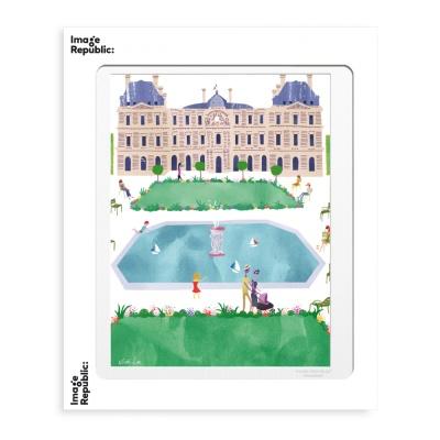 WLPP PARIS/JARDIN DE LUXEMBOURG