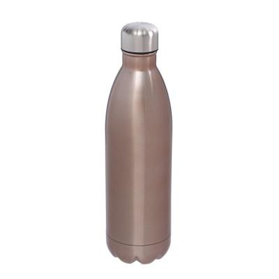 스텔라 유광 진공 보온병(1L) (골드)/ 스텐 보냉병