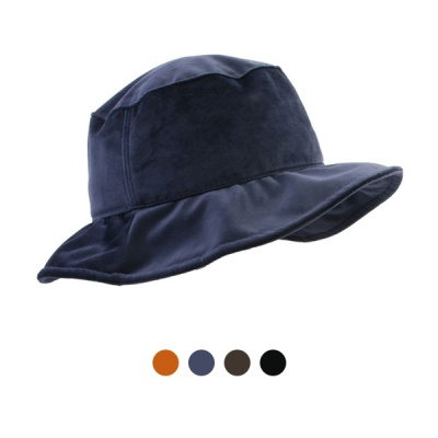 [디꾸보]벨벳 벙거지 모자 DCH-HN416R