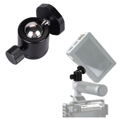 DSLR 카메라 볼헤드 아답터 소형 삼각대 마운트 장비