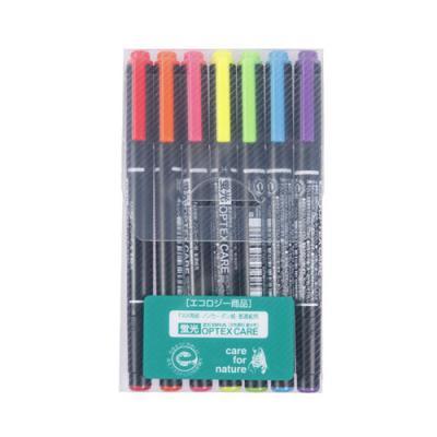OPTEX형광펜 7색 (세트) 79243