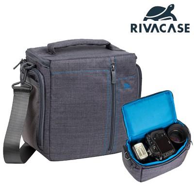 SLR 카메라 가방 RIVACASE 7503 (레인 커버 / 분리 가능한 패딩 칸막이)