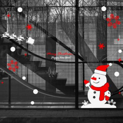 th051-크리스마스손흔드는눈사람