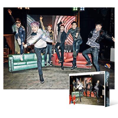 1000피스 직소퍼즐 - 2PM