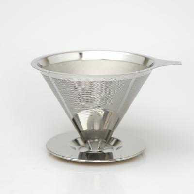 스텐레스 커피 드리퍼 필터 1P