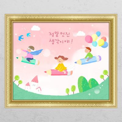 tc393-너의꿈을응원해5_창문그림액자