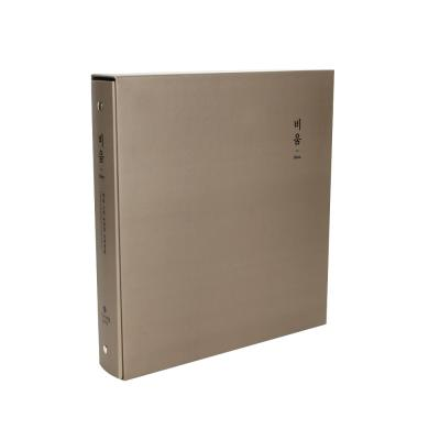 32000 4R 바인더 4x6 포켓앨범(35매/그레이)