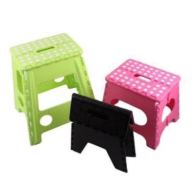 다용도 휴대용 접이식 의자 중형 1개(색상랜덤)