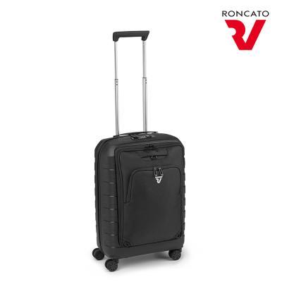 론카토 기내용 캐리어 D-BOX 소형 블랙 55530101