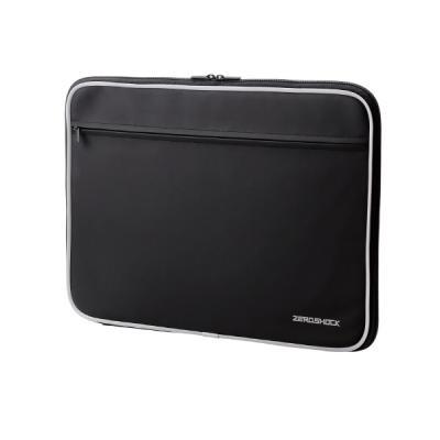 충격방지 제로쇼크 노트북 파우치 15.6인치 블랙