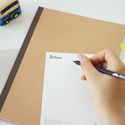 [에브리몬스터] Postcard - 에브리몬스터 일러스트 엽서