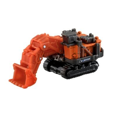 토미카 025 히타치 로딩 쇼벨 초대형 굴삭기 EX8000-7