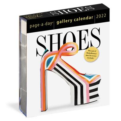 2022 갤러리캘린더 Shoes