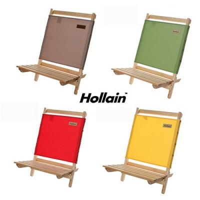 홀라인 캠핑용 원목 접이식 의자 Holla chair poly