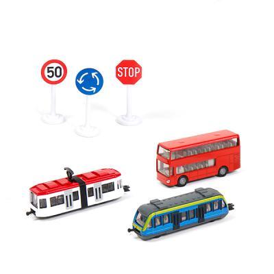 도심교통차량 기프트세트