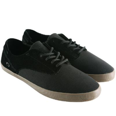 [Etnies Plus] DAPPER PLUS (Black/Gum)