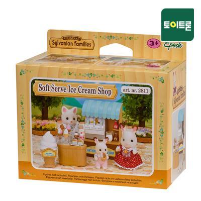 [실바니안공식] 5054-소프트 아이스크림가게(2811)