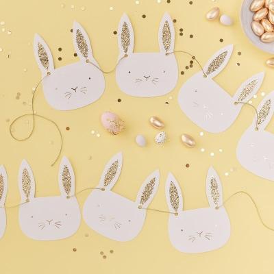 토끼 가랜드 버니 Easter bunny garland