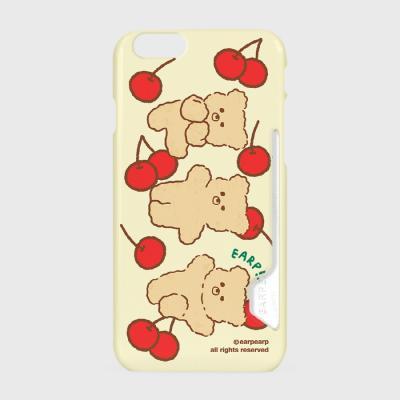 cherry nini-ivory(카드수납케이스)