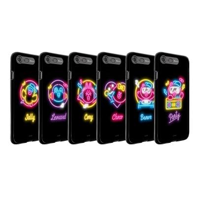 라인프렌즈 iPhone7,8/iPhone7,8 Plus NEON  케이스