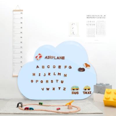 [노리터보드]캐릭터 유아 자석 놀이 학습 칠판 보드 L