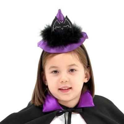 퍼플벳마녀모자머리띠