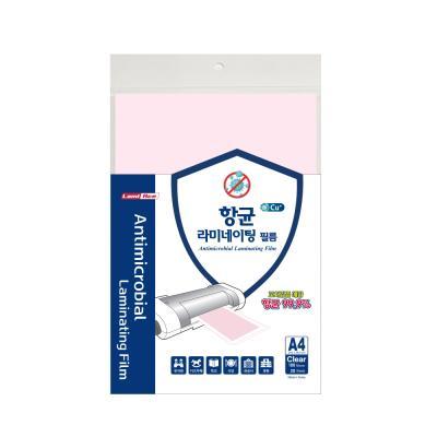 라미에이스 항균 라미네이팅필름 100MIC A4(20매)
