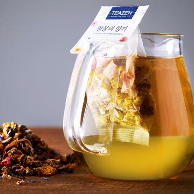 티젠 평창의 향기 티카페 선물세트