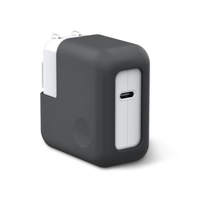 맥북 에어 2020/2018 충전기 어댑터 실리콘 케이스