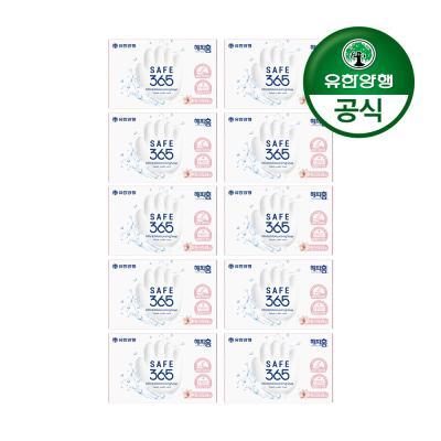 [유한양행]해피홈 비누 핑크포레향 (85gx1입) 10개