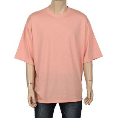 남성 여성 여름 데일리 반팔 티셔츠 파니스 루즈핏