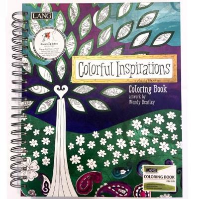컬러링북 - Coloring Inspirations