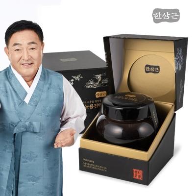 [한삼근] 홍삼녹용진액고 1,000g + 쇼핑백+황금보자기